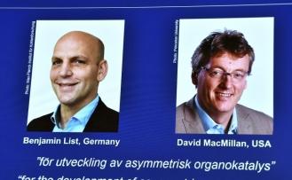 2021 Nobel Kimya Ödülü sahiplerini buldu