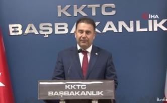 """KKTC Başbakanı Saner: """"Kendimi izole ettim"""""""