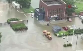 Çin'deki sel felaketinde can kaybı 33'e yükseldi