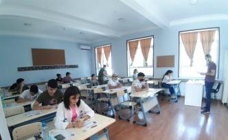 Yabancı Uyruklu Öğrenci Sınavı yurt içi ve yurt dışı 5 merkezde başarıyla tamamlandı