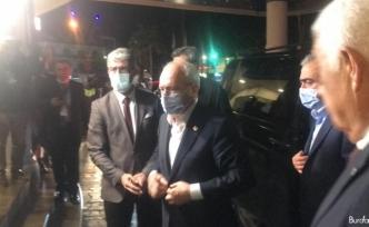CHP Lideri Kılıçdaroğlu Marmaris'te