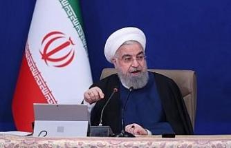 """İran Dini Lideri Hamaney: """"İsrail bir devlet değil terörist üssüdür"""""""