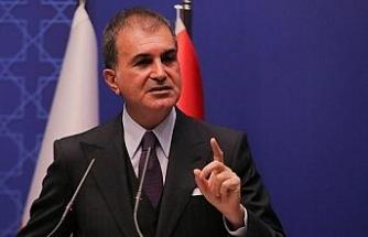 AK Parti Sözcüsü Çelik, Türkiye'nin farklı illerinde çıkan orman yangınlarına ilişkin açıklama yaptı