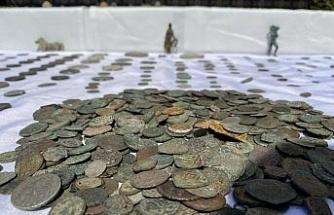 İstanbul'da antik dönemlere ait binlerce tarihi eser yakalandı