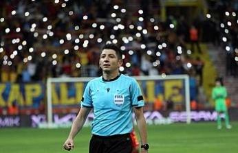 Alanyaspor - Kayserispor maçının VAR'ı Yaşar Kemal Uğurlu