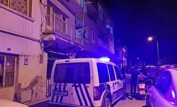 Kuşadası'nda bir kişi asılmış halde bulundu