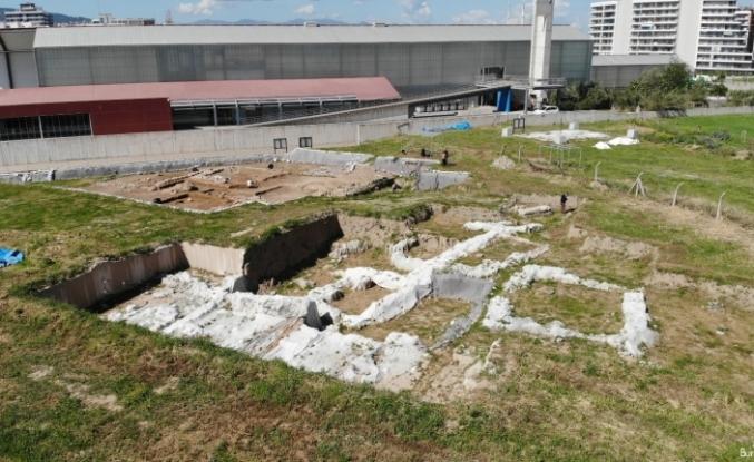 İzmir'in 8 bin 500 yıllık tarihi bir keşif hikayesinde saklı