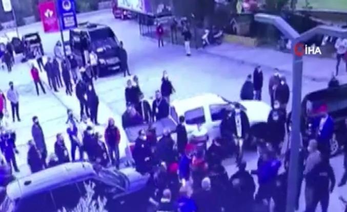 Mustafa Üstündağ'ın kavgasının güvenlik kamera görüntüleri ortaya çıktı
