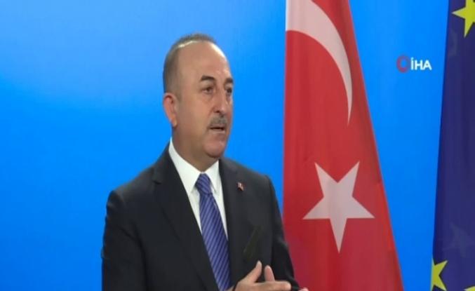 """Bakan Çavuşoğlu: """"(Koltuk Krizi) Biz misafire nasıl davranılması gerektiğini bilen bir milletiz"""""""