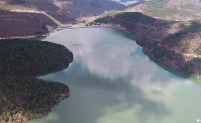 Bursa barajlarından sevindirici haber