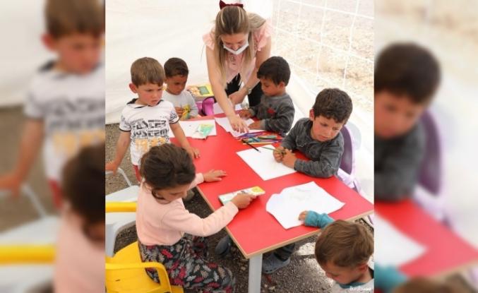 """Bakan Selçuk: """"İlk kez 'Mobil Okullarımız' ile tarlalardayız"""""""