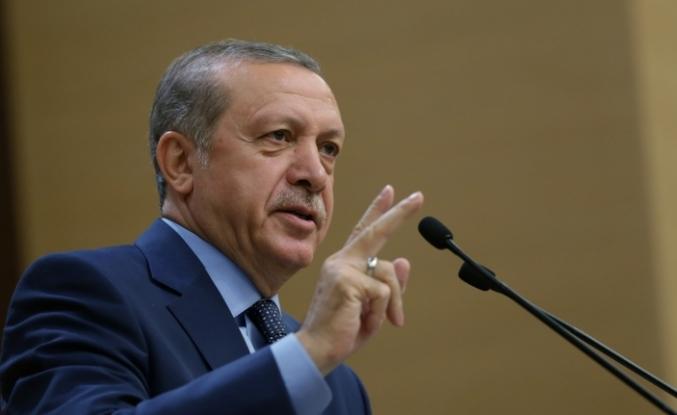 """Cumhurbaşkanı Erdoğan: """"Biz çok daha büyük felaketlerin altından kalktık"""""""