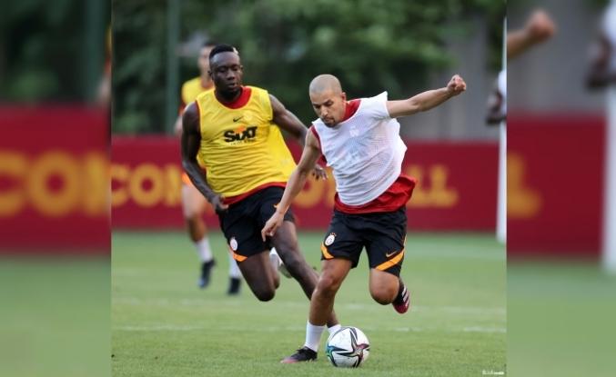 Galatasaray, PSV hazırlıklarına devam etti