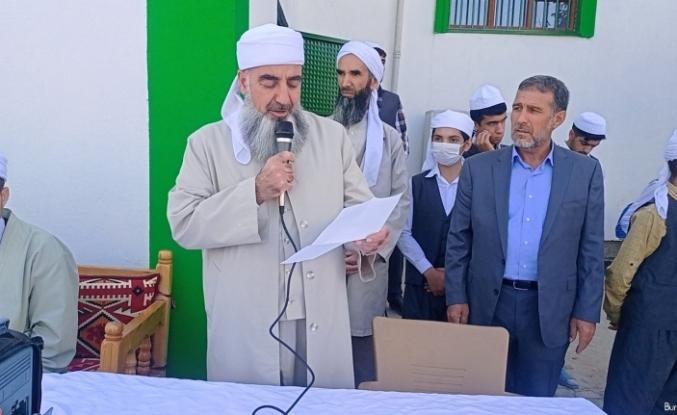 Dicle'de medrese öğrencileri için ilmi icazet töreni düzenlendi