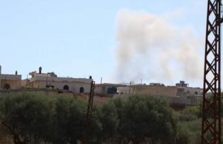 Esad rejiminden İdlib kırsalına topçu saldırısı: 7 ölü
