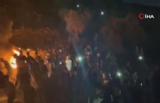Nablus'ta İsrail güçleri 21 Filistinli'yi yaraladı