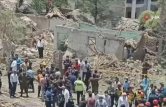 Pakistan'daki patlamada ölü sayısı 4'e yükseldi
